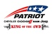 Patriot Chrysler Dodge and Jeep