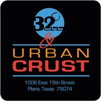 URBAN CRUST WOOD FIRED PIZZA & 32 DEGREES ROOFTOP BAR