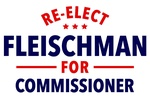 County Commissioner - Whitney Fleischman
