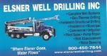 Elsner Well Drilling