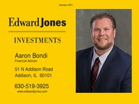 Edward Jones-Aaron Bondi