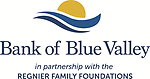 Bank of Blue Valley | Regnier Family Foundation