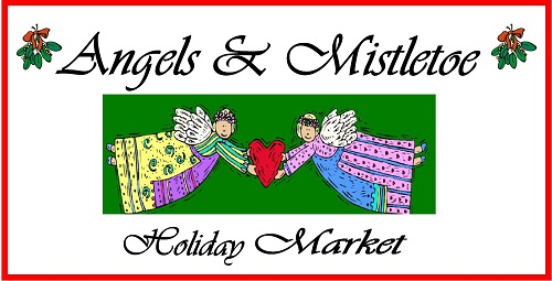 2020 Angels and Mistletoe Holiday Market