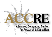 Vanderbilt Advanced Computing Center for Research and Education