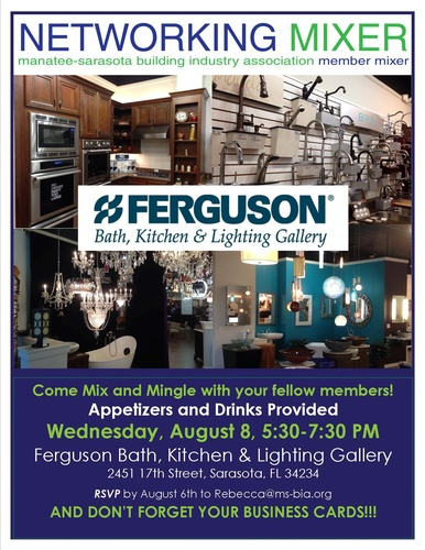 member mixer at ferguson bath kitchen lighting gallery aug 8