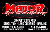 Major Site Development