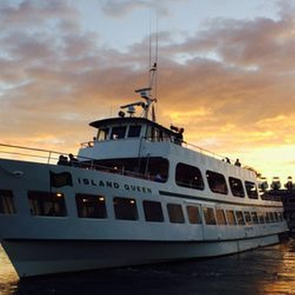 Island Queen Cruise - Sep 12, 2019