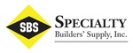 Specialty Builders Supply, Inc.