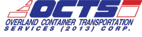 Overland Container Transportation Services (2013) Ltd.