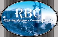 Robinson Bros. Construction, Inc.