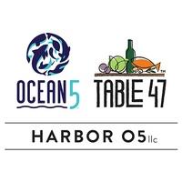 Ocean5 Table 47 Catering