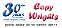 Copy Wrights Printing, Mailing, Signs