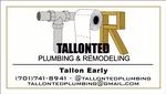 Tallonted Plumbing & Remodeling