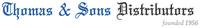 Thomas & Sons Dist., Inc.