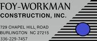 Foy-Workman Construction, Inc.