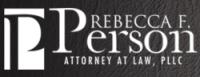 Rebecca F. Person PLLC