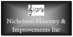 Nicholson Masonry