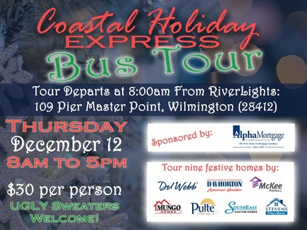 Coastal Holiday Express - Bus Tour