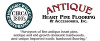 Antique Heart Pine Flooring & Accessories