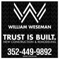 William Weseman Construction