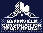 Naperville Construction Fence Rental