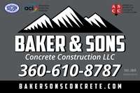 Baker & Sons Concrete Construction LLC