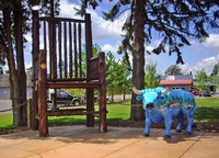 Paul Bunyan Chair