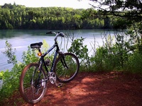 Cuyuna Lakes Trails/Cuyuna Lakes Mountain Bike Trails