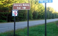 Veterans Walking Trail-Bog Walk