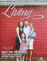 Lakes Area Living Magazine