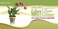 Lakes Area Gallery and Frame Shoppe