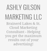 Ashley Gilson Marketing LLC