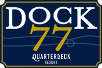 Dock 77 at Quarterdeck Resort