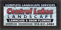 Central Lakes Landscape