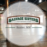 Salvage Sisters, a Repurposed Store