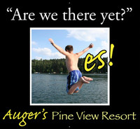 Auger's Pine View Resort