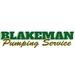 Blakeman Pumping Service