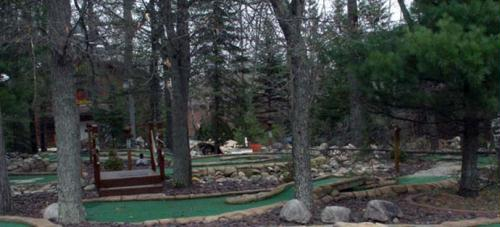 Recreational activities are all around, including golf, mini-golf, geocaching, biking and more!
