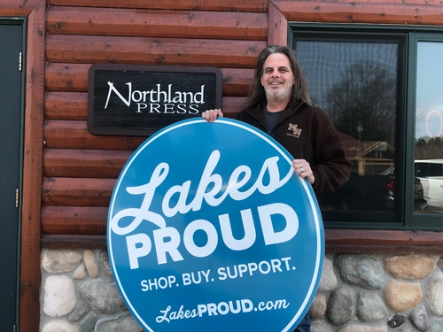 Northland Press is Lakes Proud