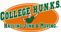 College Hunks Hauling Junk and Moving