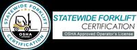 Statewide Forklift Certification