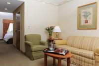 Our 149 guest rooms include 18-Junior Suites, furnished with one king or two full size beds plus a pullout sofa