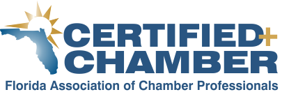 Certified Plus Chamber with Florida Association of Chamber Professionals