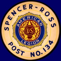Spencer Ross American Legion Post #134