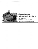 Cass Co. Museum, Pioneer School