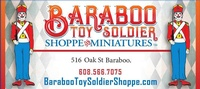 Baraboo Toy Soldier Shoppe and Miniatures