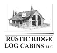 Rustic Ridge Log Cabin Lodging