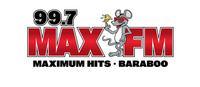99.7 MAX FM & TV43