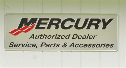 Authorized Mercury Dealer