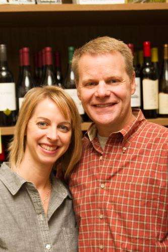 Owners Bekah and Mark Stelling